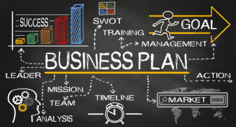 Writing your Business Plan: A Step by Step Guide
