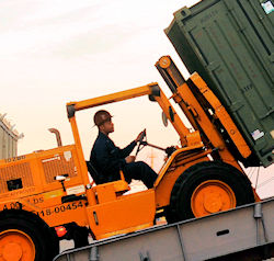 INDUSTRIAL FORKLIFT PRACTICAL COMPETENCY TRAINING