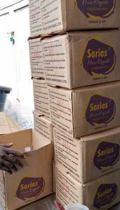 hand sanitizer supplier