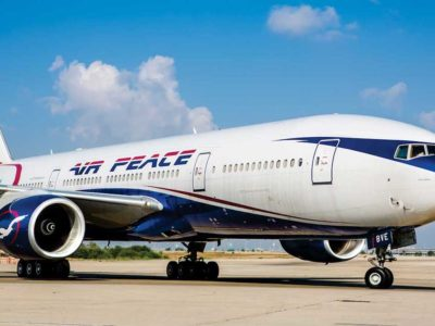 COVID-19: Air Peace delivers medical supplies from Turkey