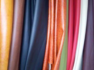 Italian leathers
