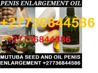 Penis Enlargement Cream/Pills For Men +27736844586