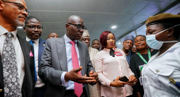 Health workers' allowances to be increased – SanwoOlu