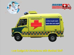 Receive Remarkable Ventilator Ambulance in Buxar