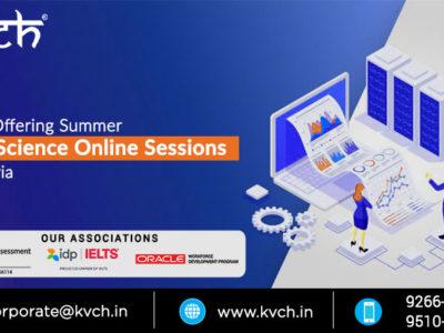 KVCH Offering Summer Online Data Science Training