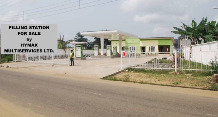New filling station for sale in port harcourt
