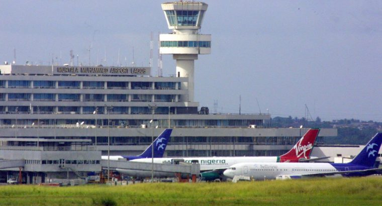 COVID-19: Nigerian airports to remain on lock down