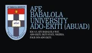 Afe Babalola University 2020/2021 Admission Form