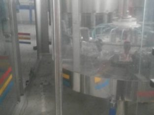 Fully equipped bottle water factory for sale