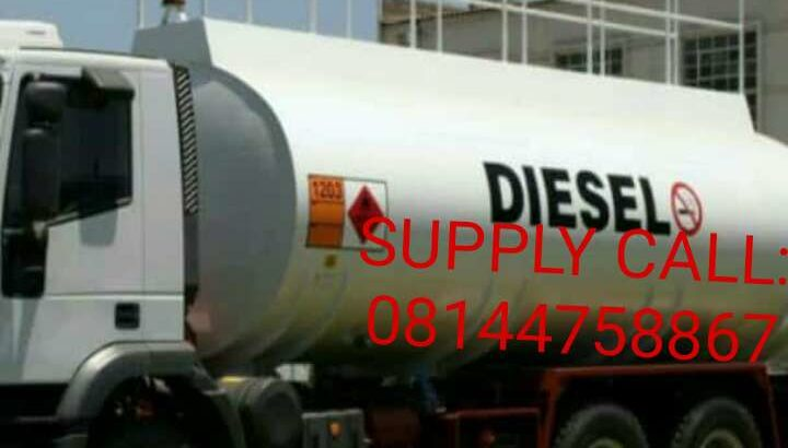 DIESEL SUPPLY AT YOUR DOOR STEP