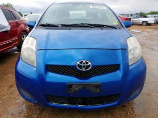 2009 TOYOTA YARIS AVAILABLE CALL 08063571843