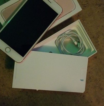Brand New iPhone 7Plus 128gb