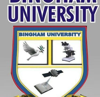 Bingham University2020/2021 POST-UTME ADMISSION F