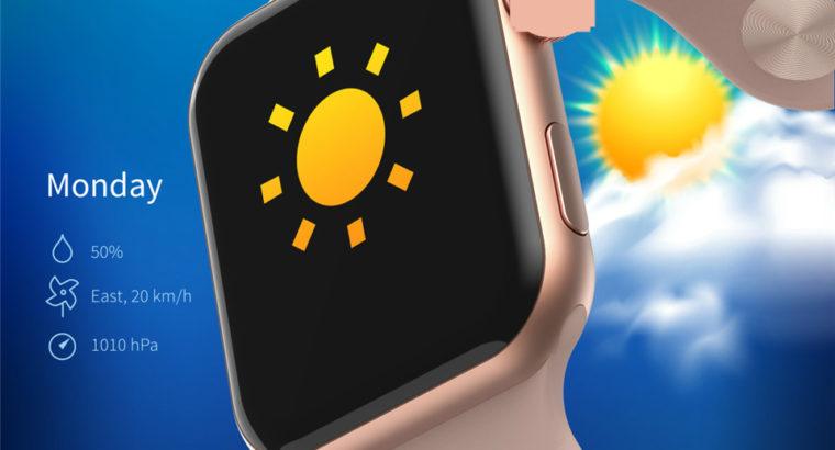Bluetooth Call Smart Watch F10 Men Pressure Fitnes