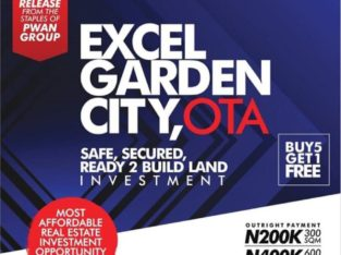 Plots of Land for sale in a residential estate