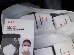 KN95 Protective Mask Particulate Respirator