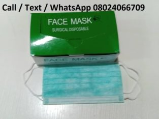 Surgical Disposable Face Mask 3 Ply