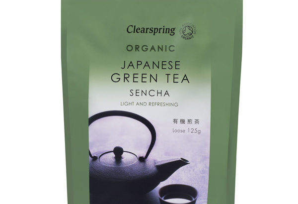 JAPAN ORGANIC GREEN TEA