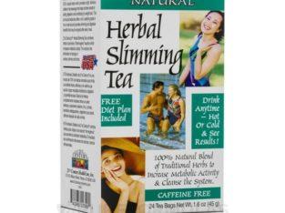 HERBAL SLIMING TEA