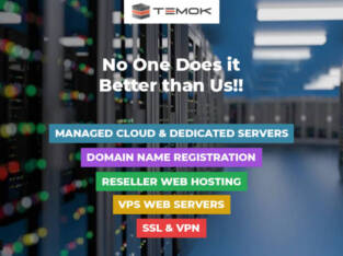 Best Web Hosting | Dedicated Server | Temok IT