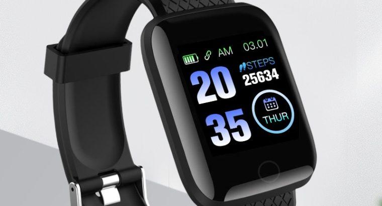 D13 Smart Watch 116 Plus Heart Rate Smart Wristban
