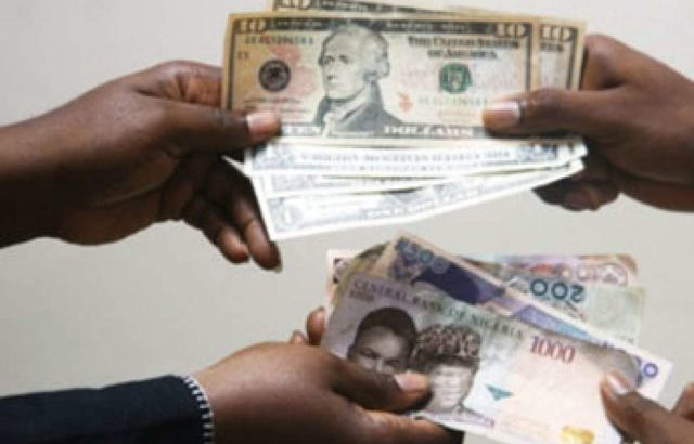 Naira records gains against the dollar, as forex sales resumes
