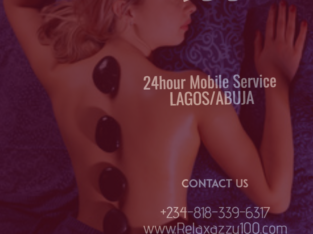 24hour MASSAGE SERVICE LAGOS/ABUJA