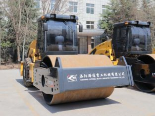 China road roller