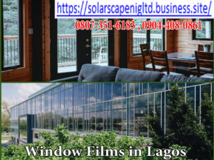Window Films in Abuja