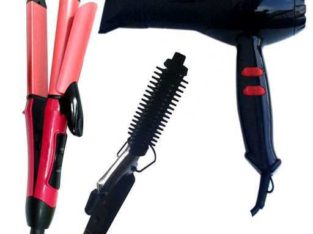 Personal Hair Styler Accessories