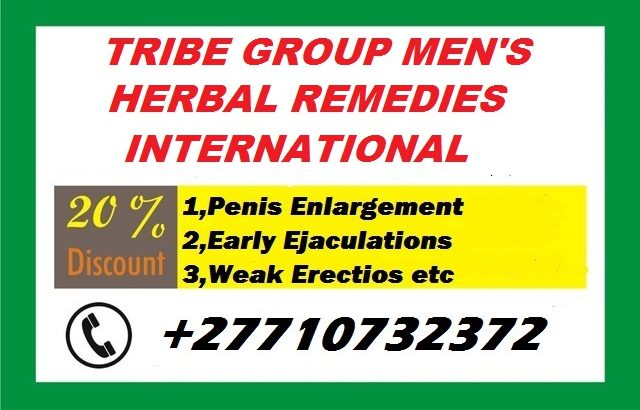 Tribe Group Distributors Of Herbal Sexual Products