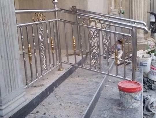 Stainless handrails expert