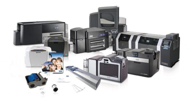 ID Card Printers of Fargo, Datacard, Zebra, Evolis