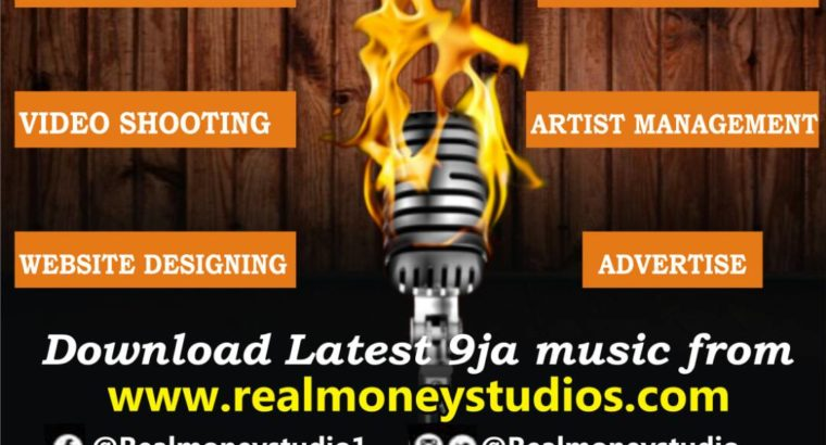 Record 3 songs & get 1 free Music recording studio