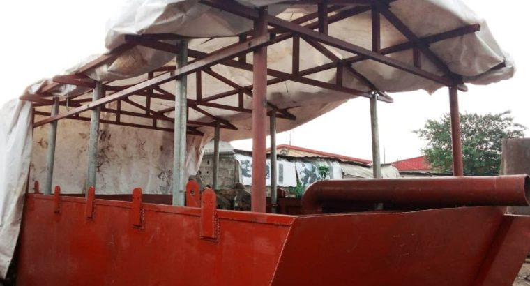 10″ by 10″ Dredger for hire or sale