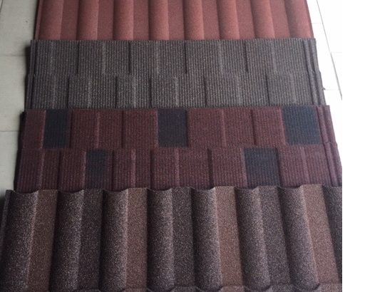 STONE COATED ROOF ( kristin roofing)