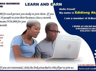 E-business Club: learn your digital marketing here