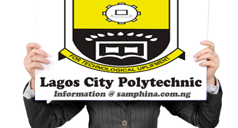 Lagos City Polytechnic, Ikeja 2020/2021 ND Post-UT