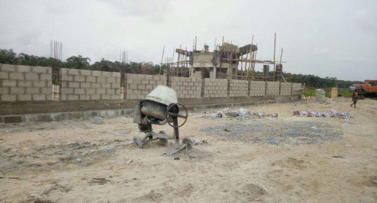 Plots Of Land For Sale At Gracias Court Sangotedo