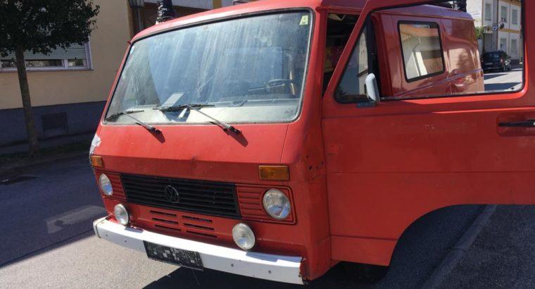 Volkswagen, LT 35
