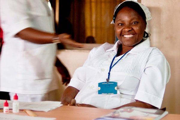 School of Nursing, Baptist Medical Centre, Saki 20