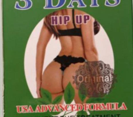 3 days hip up(60 caps)