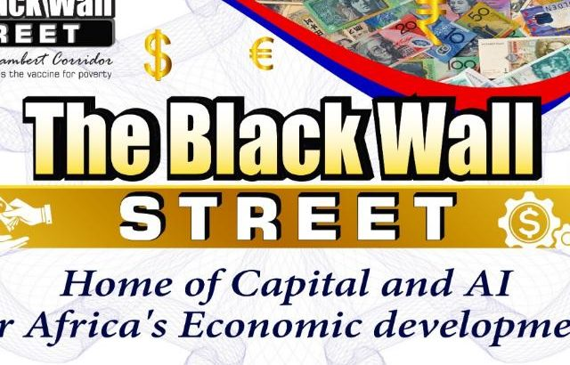 The Black Wall Street Business Investment