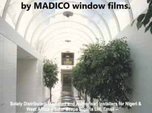 Decorative Window Films in Lagos