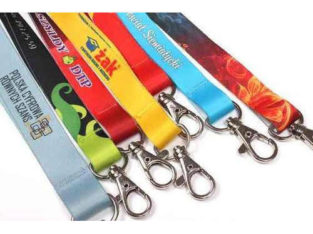 Personalized Lanyards Production