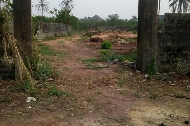 One Plot Of Land For Sale At Orogwe