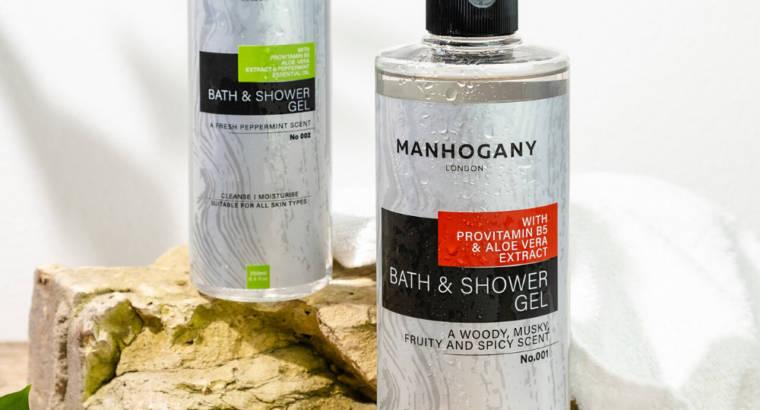 Manhogany Provides Toiletries & Grooming Products