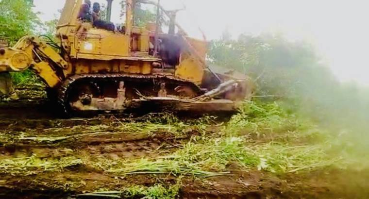 Mechanized Farm Land Preparation Services (Dozers)
