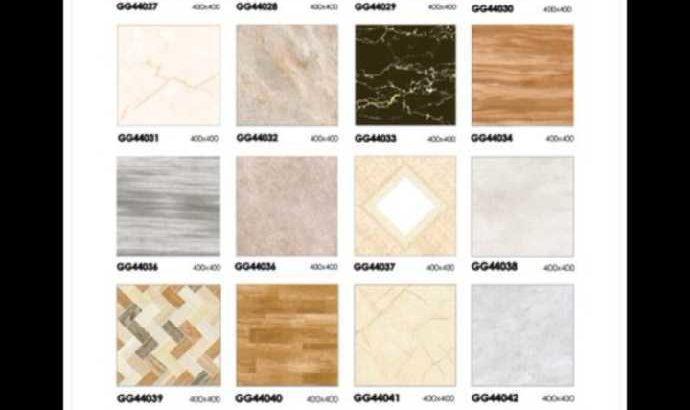 Portable Goodwill Ceramics Tiles Production