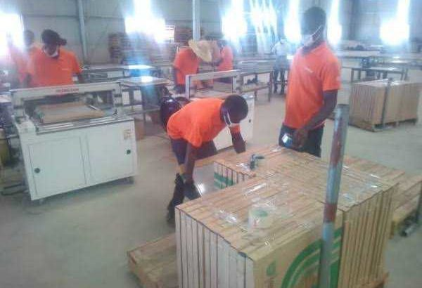 Goodwill Ceramics Company General production and Sales